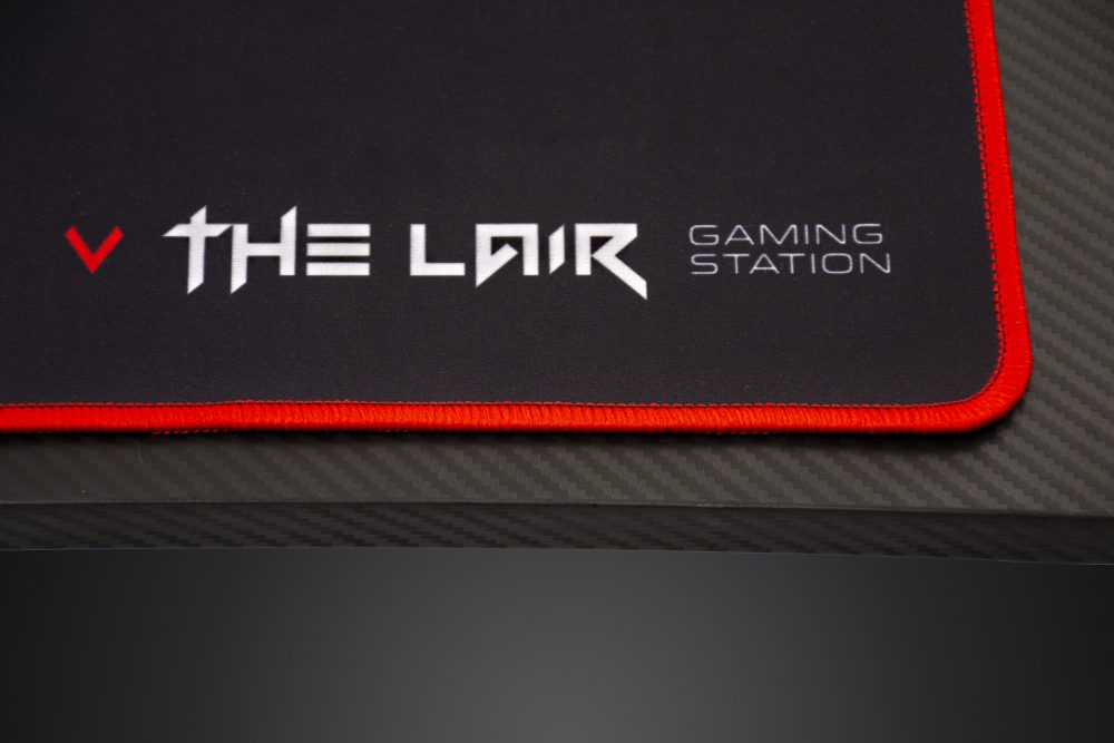 Villain Gaming THE LAIR Mouse Pad